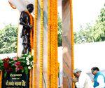 Batukeshwar Dutt's birth anniversary - Nitish Kumar pays tributes
