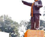 Dr B.R. Ambedkar's 64th death anniversary - Nitish Kumar pays tributes