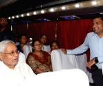 Nitish Kumar flags off Indo-Nepal Bus Service