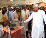 Nitish Kumar visits Bihar Museum