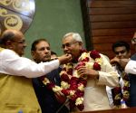 Nitish elected JD(U) chief