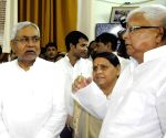 Nitish, Rabri at Bihar assembly