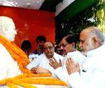 Rajiv Gandhi's 28th death anniversary - Madan Mohan Jha pays tributes