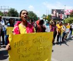 Bihar constable aspirants' demonstration