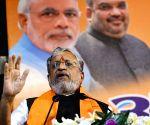 BJP's programme - Sushil Kumar Modi