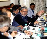 Sushil Kumar chairs Pre-Budget consultative meeting