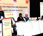 "Bihar Dy CM at International Conference on ""c"