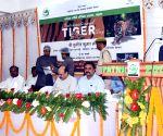 Bihar Dy CM at Sanjay Gandhi Jaivik Udyan during International Tiger Day programme