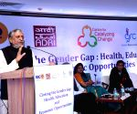 "Sushil Kumar Modi at seminar on ""Closing the gender gap - Health, education and economic opportunities"