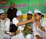 Sushil Kumar Modi during an Iftar party