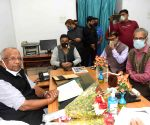 Bhar Dy CM Tarkishore Prasad takes charge of the environment and forest department