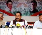 Ashok Choudhary's press conference