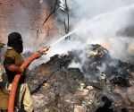 Fire breaks out at Patna colony