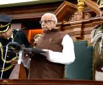 Bihar Governor addresses in state assembly