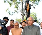 Bihar Governor and CM pay tribute to freedom fighter Birsa Munda