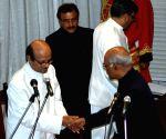 Bihar Lokayukta swearing in ceremony