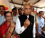 Bihar assembly polls - Phase -3 - Ram Nath Kovind
