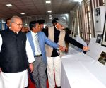 Bihar Governor during inauguration of an exhibition