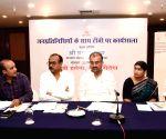 Bihar Health Minister at workshop on TB
