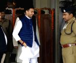 Bihar Assembly's winter session - Tej Pratap Yadav
