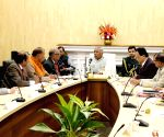 Bihar Governor chairs high-level meeting at Raj Bhavan