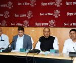 Bihar RWD Minister's press conference