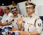 Bihar DGP's press conference