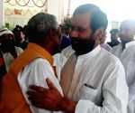 Bihar's new Governor meets Ram Vilas Paswan