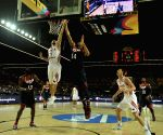 United States v/s Turkey at the 2014 FIBA Basketball World Cup