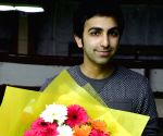 Pankaj Advani at Billiards Association