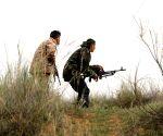 LIBYA-BIR AL GHANAM-CLASHES