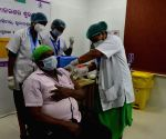 Covid-19 vaccination drive begins in Odisha