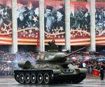 KYRGYZSTAN-BISHKEK-VICTORY DAY PARADE