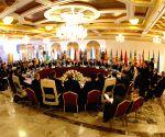 KYRGYZSTAN-BISHKEK-CIS FM MEETING