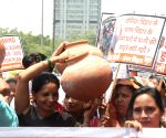 BJP's demonstration against water crisis