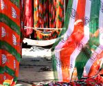 It's BJP's robust electioneering vs Cong's timid campaigning