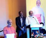 Narendra Modi unveils his life size wax statue