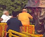 PM Modi, Amit Shah pay tribute to Sardar Vallabhbhai Patel