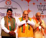 BJP's 'Maha Sampark Abhiyan' review meet