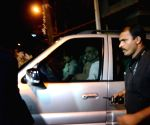 Amit Shah arrives to meet Uddhav Thackeray