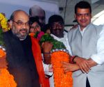 Amit Shah on Mumbai visit