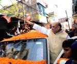 Amit Shah campaigns at Keshtopur Vidhan Sabha constituency