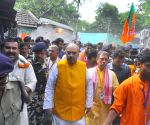 Amit Shah campaigns at Bhabanipur Vidhan Sabha constituency