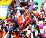 Amit Shah's road show