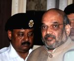 BJP, alliance partners will stake claim soon: Shah