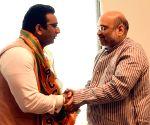 Gaurav Bhatia joins BJP