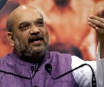 BJP banners removed ahead of Shah's Kolkata roadshow