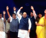 BJP's 38th Foundation Day