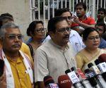 BJP delegation meet WB Governor Tripathi