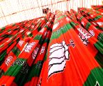 Telangana BJP protests state Election Commission's 'bias'